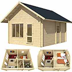 Hus och stuga