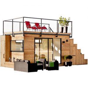 Stuga Jabo Flex 20 m²
