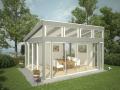 Willab Garden – Fristående Uterum 20 kvm
