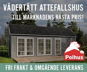 Polhus attefallshus