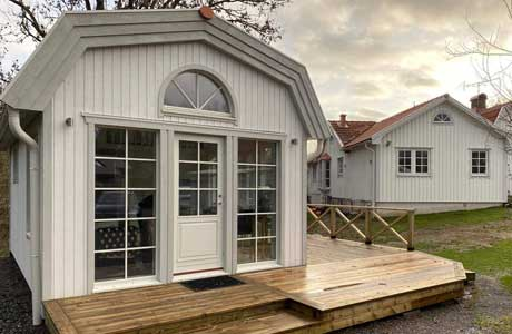 Attefallsfabrik.se - attefallshus 30 med loft